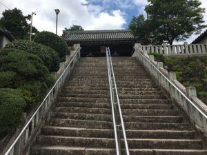 多田神社階段2