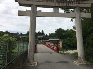 多田神社鳥居1