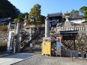 楊谷寺階段