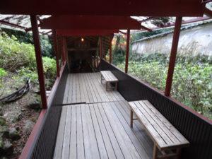 楊谷寺あじさい廻廊2