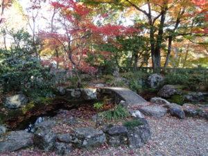 楊谷寺奥之院庭園