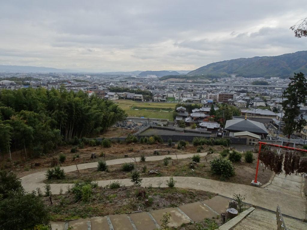 走田神社境内1