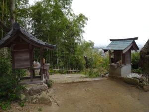走田神社摂社
