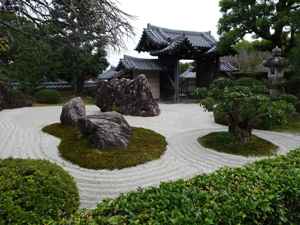 正法寺小庭園