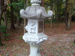 大原野神社石燈籠