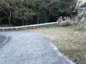 片山神社駐車スペース