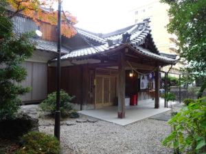 鵜森神社社務所