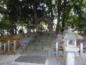 鵜森神社皇大神宮遥拝所