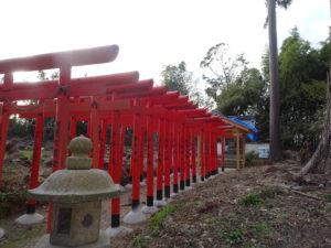 走田神社稲荷社2