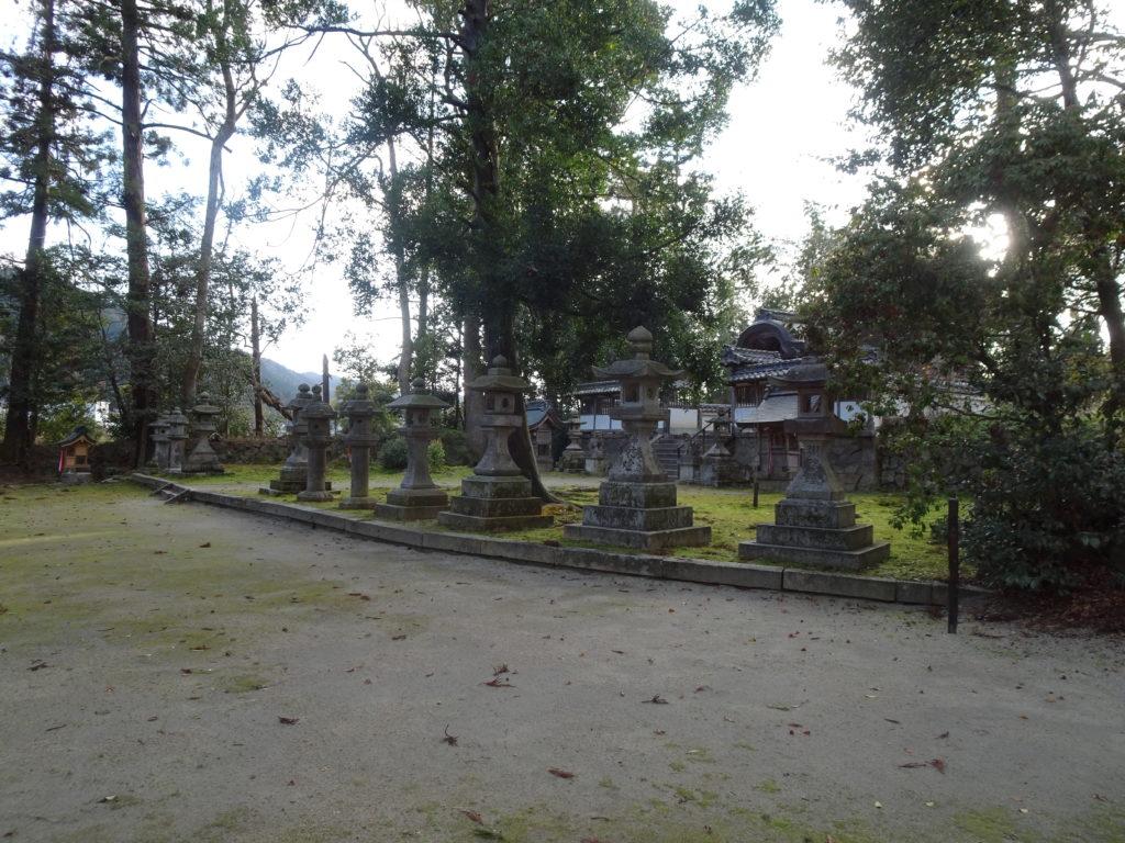 走田神社本殿3