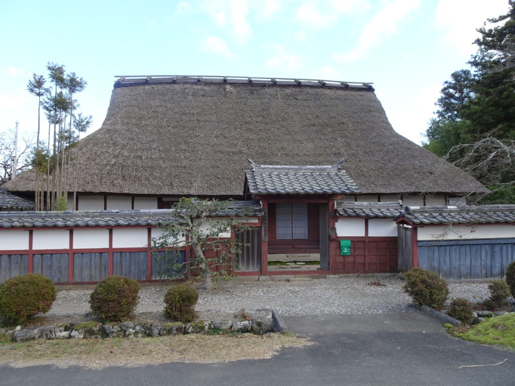 走田神社社務所