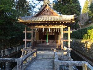生身天満宮厳島神社2
