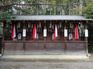 平野神社末社