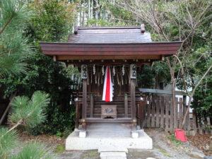 平野神社末社・八幡神社