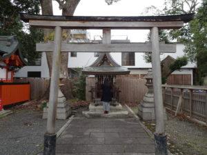 平野神社末社・猿田彦神社1