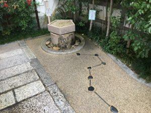 晴明神社清明井1