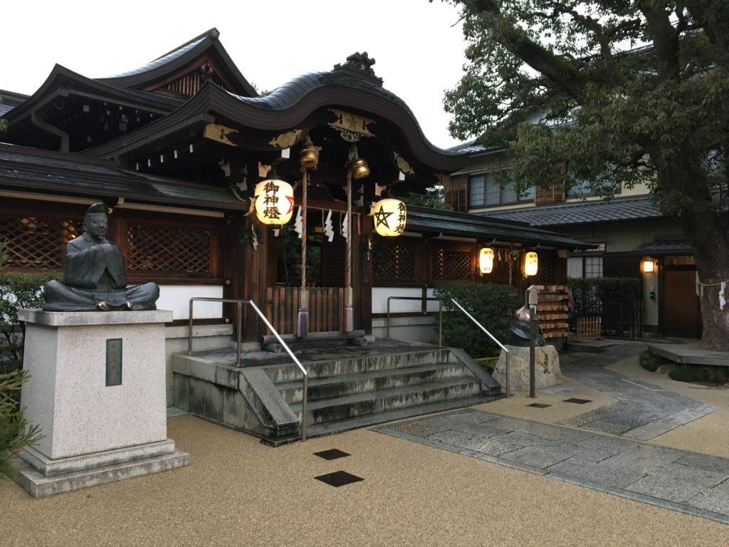 晴明神社本殿3