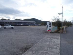 田村神社参拝者専用駐車場
