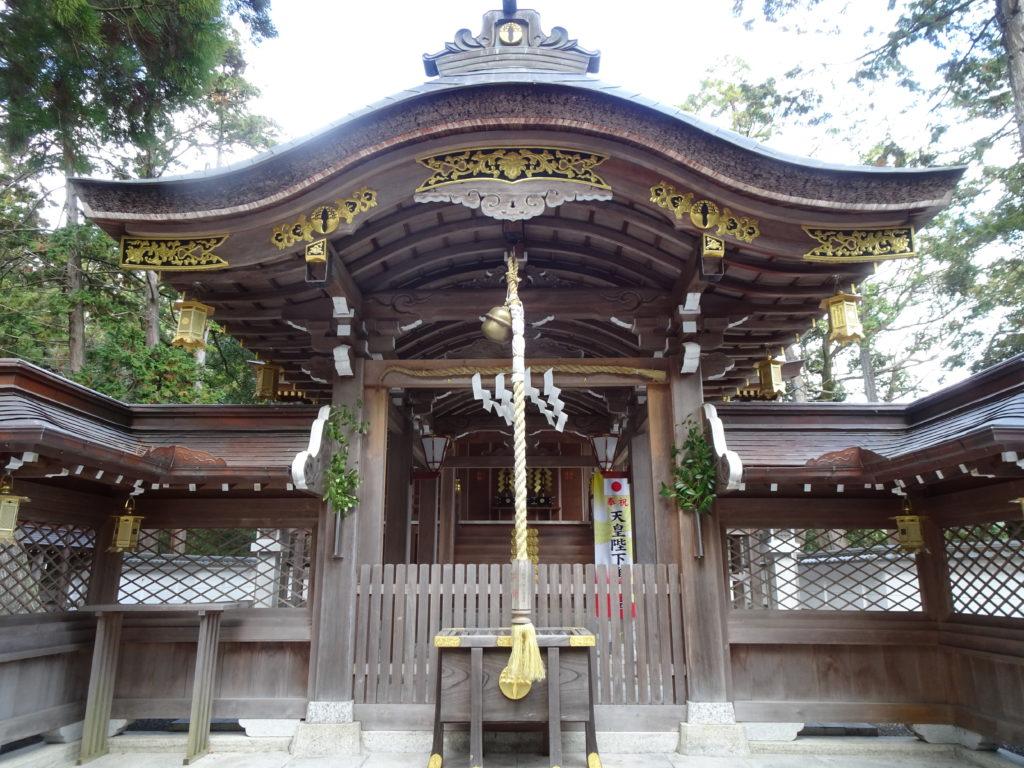 田村神社本殿3