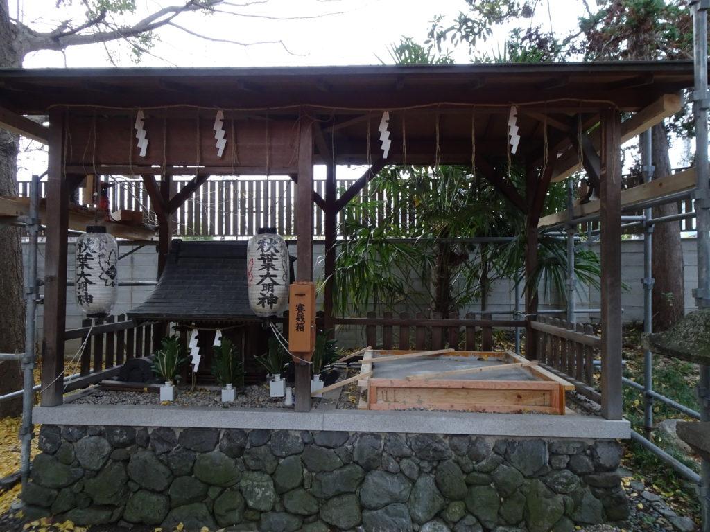 猿田彦神社稲荷社