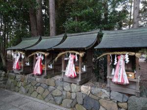 篠村八幡宮・小宮社