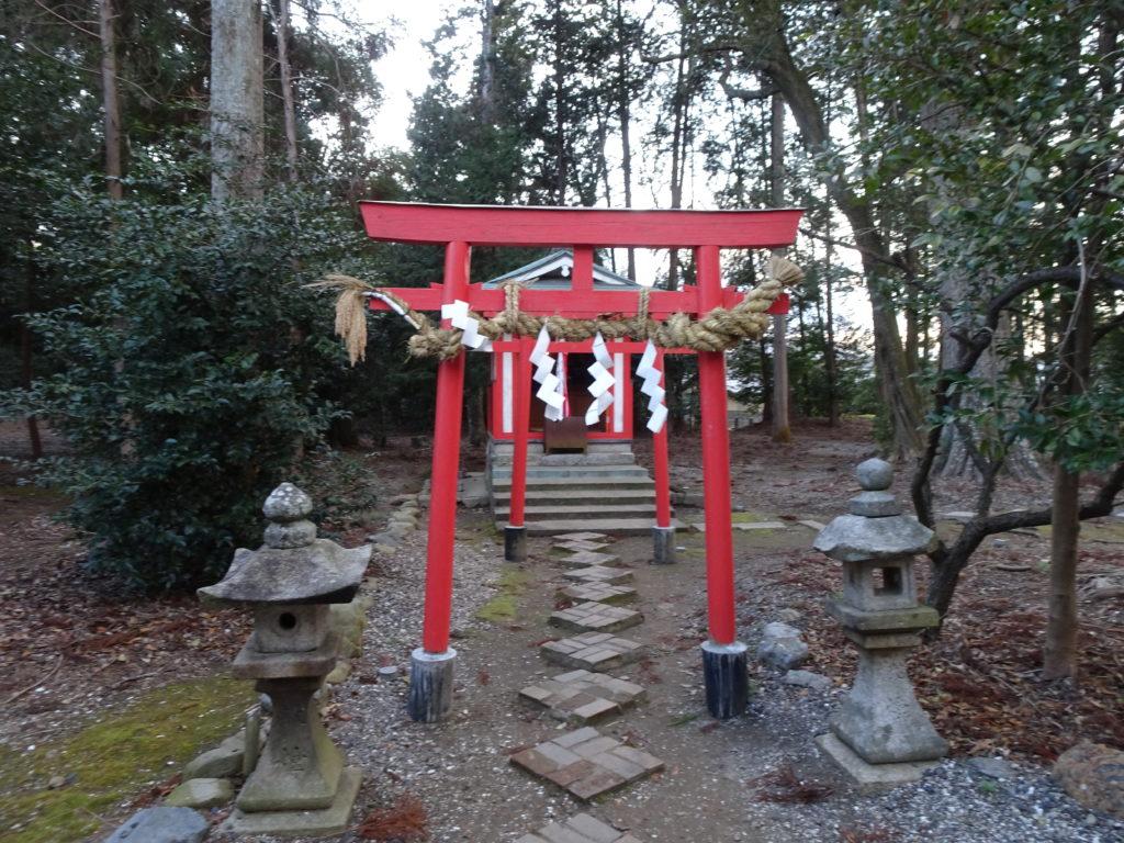 篠村八幡宮・稲荷神社1